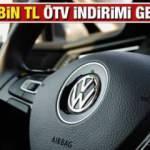 Volkswagen'den 48 bin TL ÖTV indirimi! 2021 Model indirimli Golf Polo Passat Tiguan fiyat listesi