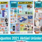 A101 19 AĞUSTOS 2021 AKTÜEL KATALOG ÜRÜNLERİ!