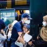 200'ü aşkın Afgan Roma'ya ulaştı