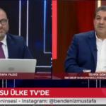 Tevfik Göksu: Türkiye'nin mağduriyetinden mutlu olacak bir grup var