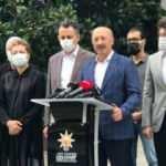 AK Parti İl Başkanlığı'ndan ölü bulunan hayvanlarla ilgili İBB'ye sert tepki
