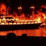 Son dakika haberi: Alanya'da tur teknelerinde yangın