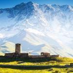Anka kuşunun küllerinden doğduğu yer: Svaneti