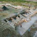 Antik kentte Selçuklu dönemi kalıntılarına ulaşıldı