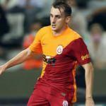 İngilizler Galatasaraylı Kerem Aktürkoğlu'nu izlemeye geldi