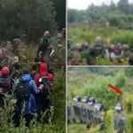 Avrupa'nın göçmen oyunu: İki ülkeyi karşı karşıya getiren görüntüler