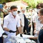 Bahçelievler Belediyesi'nden 'Aşure Günü' etkinliği