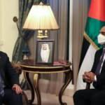 Bakan Çavuşoğlu, Ürdün Başbakanı Al-Khasawneh ile görüştü