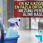 Boğaziçi Üniversitesi en az ilköğretim mezunu personel alımı! Başvuru için bugün son...