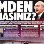 CHP ve İYİ Parti Türkiye'nin yanında durmadı! 18 Ağustos gazete manşetleri 2021
