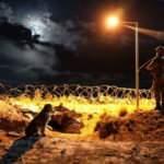 Güvenlik güçleri İran sınırında gece gündüz nöbette