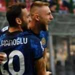 Hakan Çalhanoğlu'ndan 14 dakika 1 gol, 1 asist
