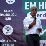 HDP'li Sancar'dan skandal çağrı: Teröristbaşı Öcalan'a özgürlük istedi