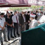 İstanbul Valisi Yerlikaya Bozkurt'ta vefat eden Salih Sıral'ın cenazesine katıldı