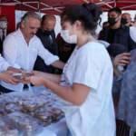 İstanbul Valisi Yerlikaya'dan Mimar Sinan'ın vasiyeti aşure ikramı