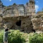 İznik'te 2 bin yıllık surlara işlenmiş kitabenin sırrı çözüldü