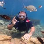 Kuşadası deniz altı güzellikleriyle dalış tutkunlarını büyülüyor