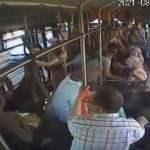 Otobüs'te çocuğun dili boğazına kaçtı! 'Hastaneye sür' sesleri yükseldi...