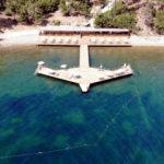 Piri Reis haritasında yer alan Gökçetepe'de tatil fırsatı