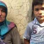 Selde çocuklarıyla mahsur kalan anne: Çatıya çıktık, Kuran okumaya başladık