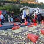 TEM'de zincirleme trafik kazası: 6 yaralı