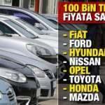 100 bin TL altı ikinci el araç modelleri: 2. El Nissan Honda Hyundai Toyota Fiat Opel Ford