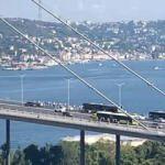 15 Temmuz şehitler Köprüsü'nde metrobüs çilesi!