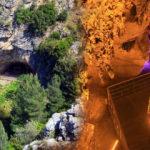 300 bin yıllık mağaraya ev sahipliği yapan Gökçeler Kanyonu