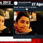 """CHP Gençlik Kolları'nın """"Sevgi; bazıları için 17 harflidir.."""" videosu çalıntı çıktı"""