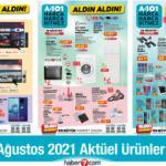 A101 27 AĞUSTOS 2021 AKTÜEL ÜRÜNLER KATALOĞU!