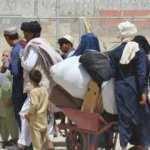 Afganistan Pakistan sınırında umudun tükendiği anlar