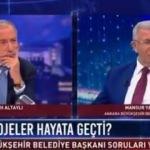 Ankara Büyükşehir Belediye Başkanı Mansur Yavaş'ın zor anları!