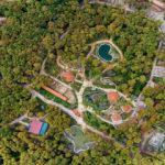 Avrupa'nın en büyük doğal yaşam merkezi tatilcilerin vazgeçilmezi