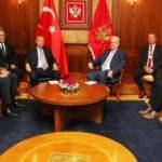 Başkan Erdoğan, Krivokapiç'i kabul etti