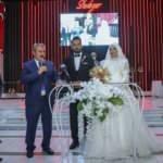 BBP Lideri Destici nikah törenine katıldı