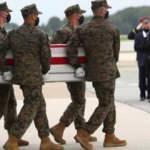 Biden, hayatını kaybeden ABD askerlerinin cenazelerini karşıladı