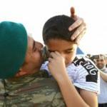Can Azerbaycan, Afganistan'dan dönen askerlerini böyle karşıladı