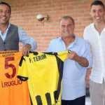 Ignacio Ruglio'dan Fatih Terim'e ziyaret