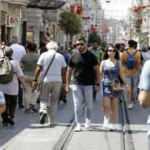 İstiklal Caddesi pandemi öncesine dönüyor