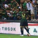 Kocaelispor, Samsunspor'u tek golle geçti!