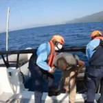 Kuşadası açıklarında 52 düzensiz göçmen kurtarıldı