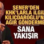 Nedim Şener'den Kılıçdaroğlu'na  KHK tepkisi: Başka ne beklenir