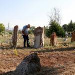 Roma döneminden beri mezarlık olarak kullanılan 'açık hava müzesi'