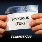 Şampiyonlar Ligi kura çekimi hangi kanalda saat kaçta? Beşiktaş'ın rakipleri belli oluyor...
