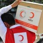 Türk Kızılaydan Afganistan'daki ihtiyaç sahibi ailelere yardım