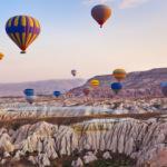 Uluslararası 2. Kapadokya Sıcak Hava Balon Festivali başladı