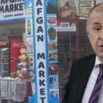 Ümit Özdağ'ın iş yerini paylaşıp hedef gösterdiği Afgan, dükkanının ismini değiştirdi