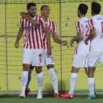 Ümraniyespor, Menemenspor'u farklı yendi!