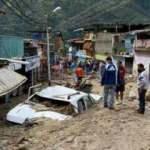Venezuela'da şiddetli yağışlar nedeniyle ölü sayısı 20'ye çıktı, 17 kişi kayboldu