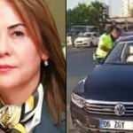 Zeynep Gül Yılmaz, trafik polisi ile yaşadığı olayı anlattı: Ciddi haksız bir tahrik var